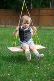 Garçon d'enfant en bas âge Photographie stock