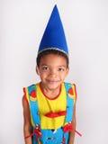 Garçon dans le costume costumé photographie stock libre de droits