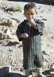 Garçon de Berber Photographie stock