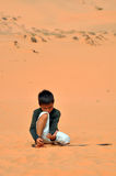 Garçon de Ne de Mui Photos libres de droits