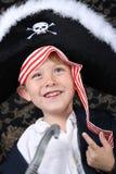 Garçon de pirate Photographie stock libre de droits