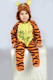 Garçon de tigre Photo libre de droits