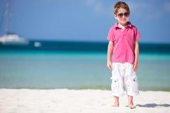 Garçon des vacances Image libre de droits