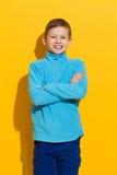 Garçon heureux Photographie stock libre de droits