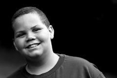 garçon heureux Photos libres de droits