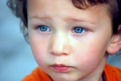 Garçon mignon Image libre de droits