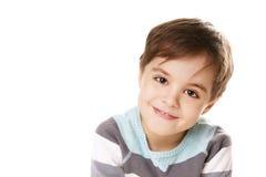 Garçon mignon Photo libre de droits