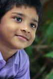 Garçon mignon indien Images libres de droits
