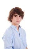 Garçon mignon, souriant Photo stock