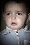 Garçon pleurant Photos libres de droits