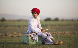 Garçon rural photos libres de droits