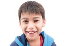 Garçon souriant Photo stock