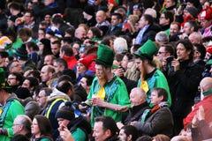 Garçons irlandais Photo libre de droits