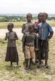 Garçons tanzaniens Images libres de droits