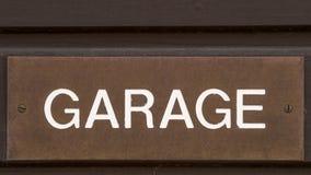 Garaż zdjęcia stock