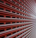 Garaż ochrony brama Obrazy Stock