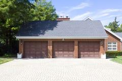 garaż Zdjęcie Royalty Free