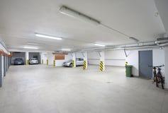 Garaż Obrazy Stock