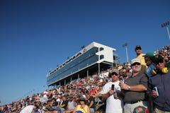 Gara motociclistica su pista del International di Daytona Fotografie Stock