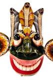 Gara Raksha Mask Stock Photo