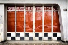 Garażu Italia Customs w Mediolan Obrazy Stock