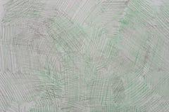 Garabatos grises del creyón en la textura de papel del fondo fotografía de archivo libre de regalías
