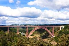 Garabit Viaduct Royalty Free Stock Photos