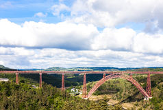 Garabit Viaduct Stock Images