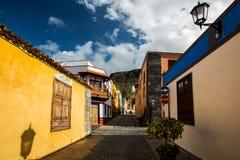 Garachico en Tenerife Imagen de archivo