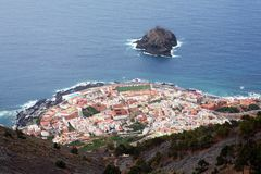 Garachico, Tenerife Royalty Free Stock Photo