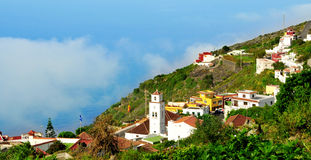 Garachico, Tenerife, Canary Islands, Spain stock photos