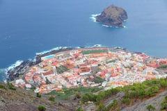 Garachico, Tenerife Royalty Free Stock Photography