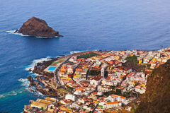 Garachico in Tenerife island - Canary Stock Photography