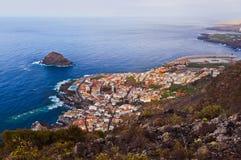 Garachico in Tenerife island - Canary Stock Photos