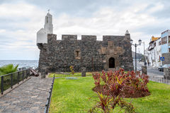 Garachico. Tenerife, Spain Stock Images