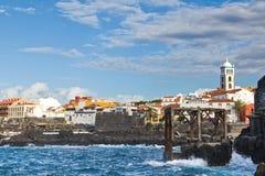 Garachico Village, Tenerife Stock Photography
