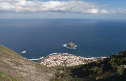 Garachico village, Tenerife, Canary islands, Spain Royalty Free Stock Photo