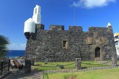 Garacicho castle Royalty Free Stock Image