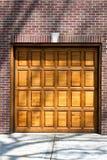 Garage fotografie stock