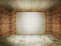 Garage Stock Photography