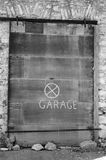 Garage photo stock