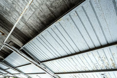 Garage ceiling Royalty Free Stock Photos