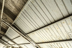 Garage ceiling Stock Image