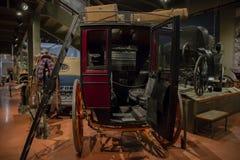 Garage de musée d'héritage de Penrose photo libre de droits