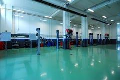 Garage di riparazione dell'automobile, autoservice Immagini Stock