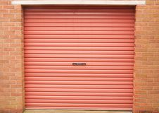 Garage Door Royalty Free Stock Images