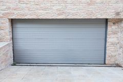 Garage door Royalty Free Stock Image