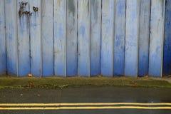 Garage door Royalty Free Stock Photo