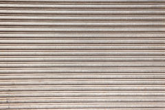 Garage Door Closeup Detail Royalty Free Stock Image