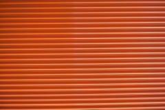 Garage door texture Royalty Free Stock Image